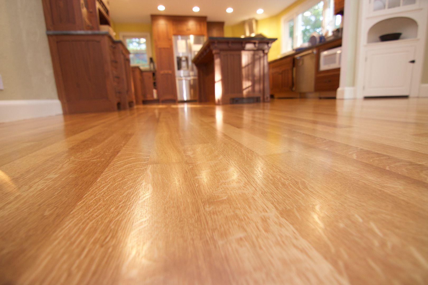 How To Apply Polyurethane Floor Finish Which Applicator