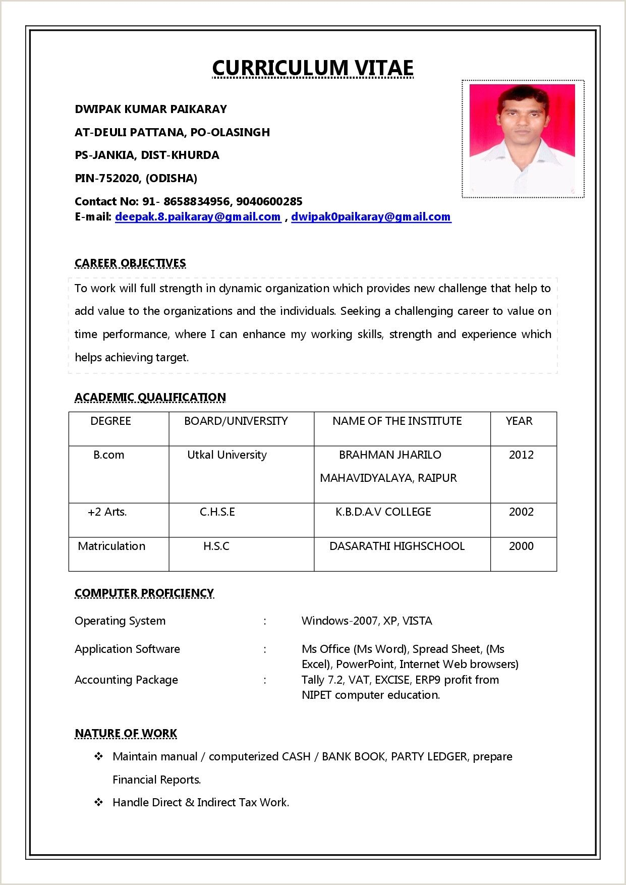 Pin by on resume template free