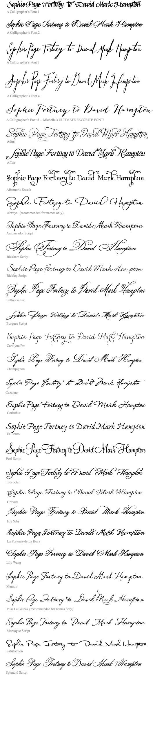 Tattoo writing fonts on pinterest tattoo cursive script Calligraphy scripts