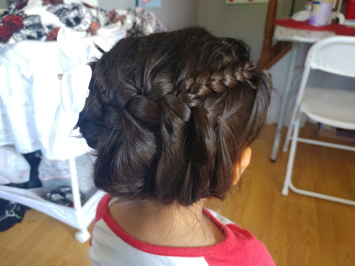 Pin by fernanda zaragoza on cute hairstyles for little girls pinterest