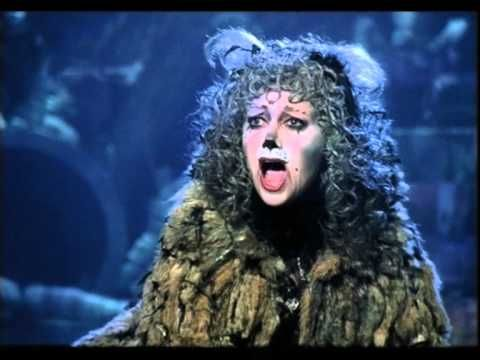 Cats Elaine paige and Songs - best of lyrics invitation to the jellicle ball