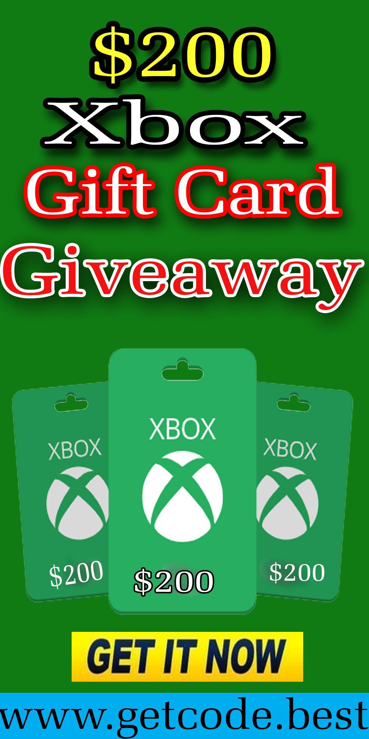 Free Xbox Gift Card Unused Codes Generator 2020