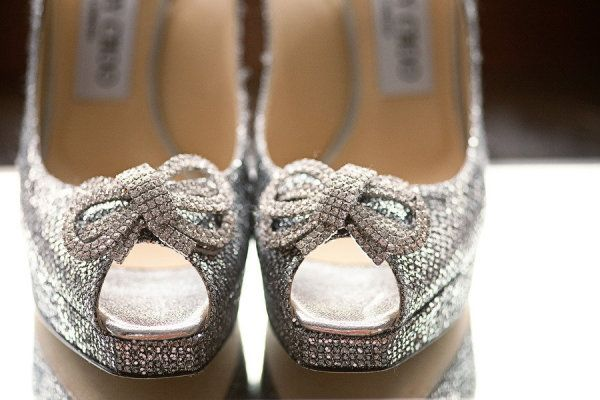 Oh my goodness! These Jimmy Choo shoes are true #twinkle #toes