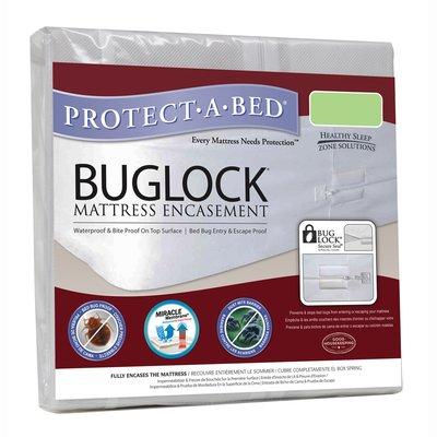 Protect A Bed Buglock Bed Bug Proof Encasement Waterproof Mattress