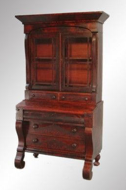 Dating antique secretary