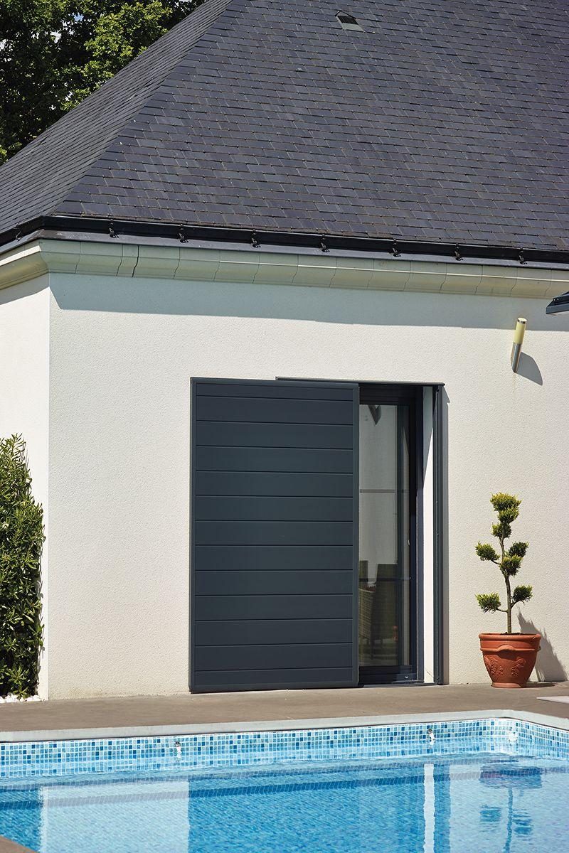 nouveau decoration interieur avec volet persienne alu prix. Black Bedroom Furniture Sets. Home Design Ideas