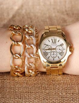 Rose Metal Bayan Saat Ve Bileklik Kombini Bayan Saatleri Bilezik Saat Kadin Aksesuarlari