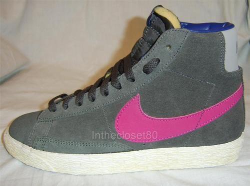 Nike Blazer Dames Formateurs Ebay