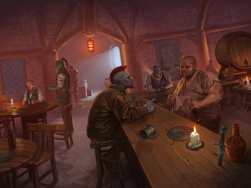 The Elder Scrolls,фэндомы,TES art,Morrowind,Jedi-Art-Trick