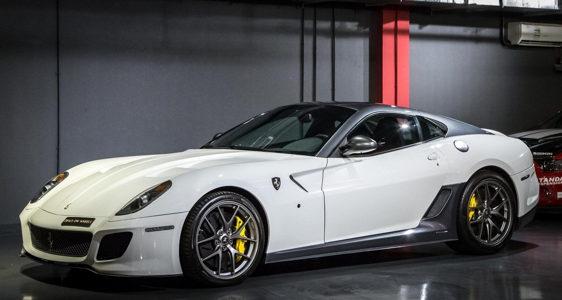 2011 Ferrari 599 GTO 1 of 599 | Dubai uae, Ferrari and Wheels