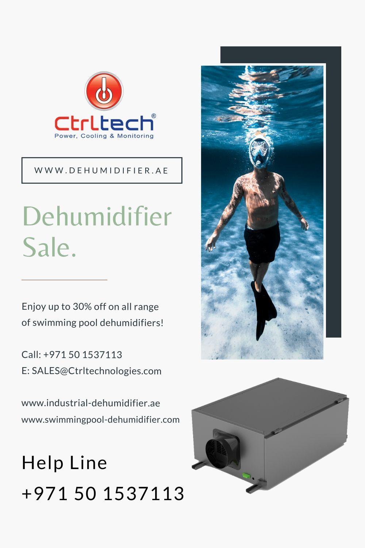 Swimming Pool Dehumidifier Sale In Saudi Arabia And Uae Dehumidifier Swimmingpool Uae Saudiarabia Ctrltech Dehum Indoor Swimming Pools Swimming Pools Pool