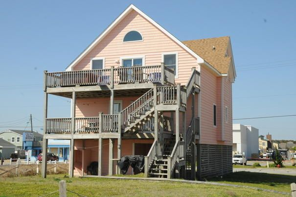 Nags Head Vacation Rental Ruby Reef 361 Outer Banks
