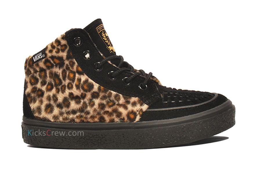 cb709ff51a35 Vans Creepers Leopard Hi  vans  leopard