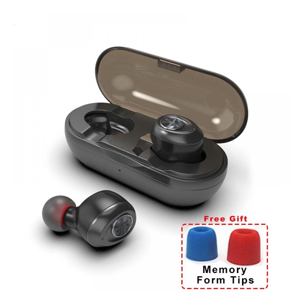 Deep Bass Stereo Sound Bluetooth Earphone Wireless