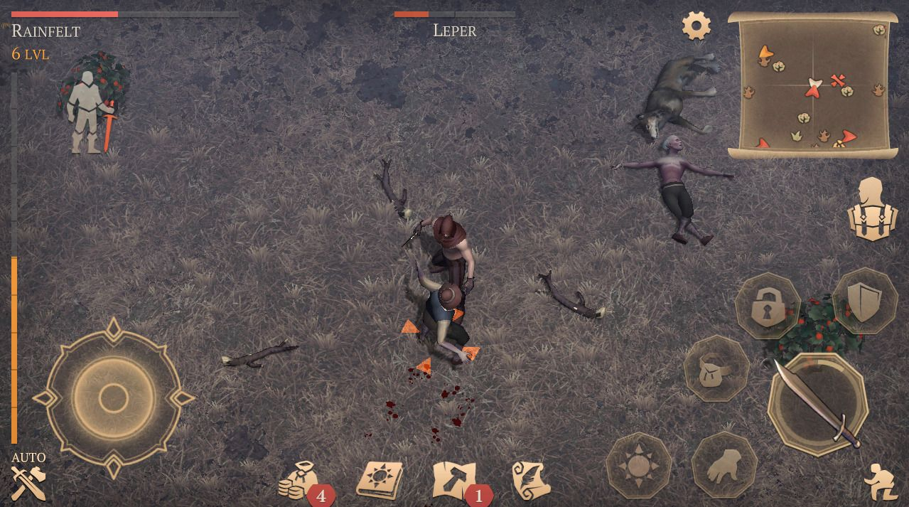 The 15 Best Free RPG Games for iOS & Android (2020