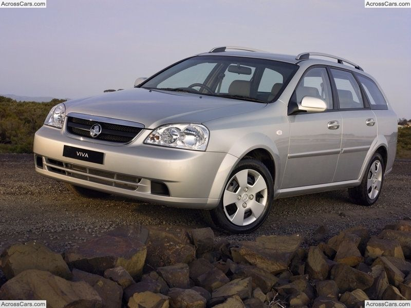 Holden Jf Viva Wagon 2005 Cars Pinterest Cars