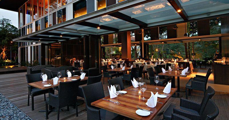 Restaurant design concepts design ideas wallnatural com