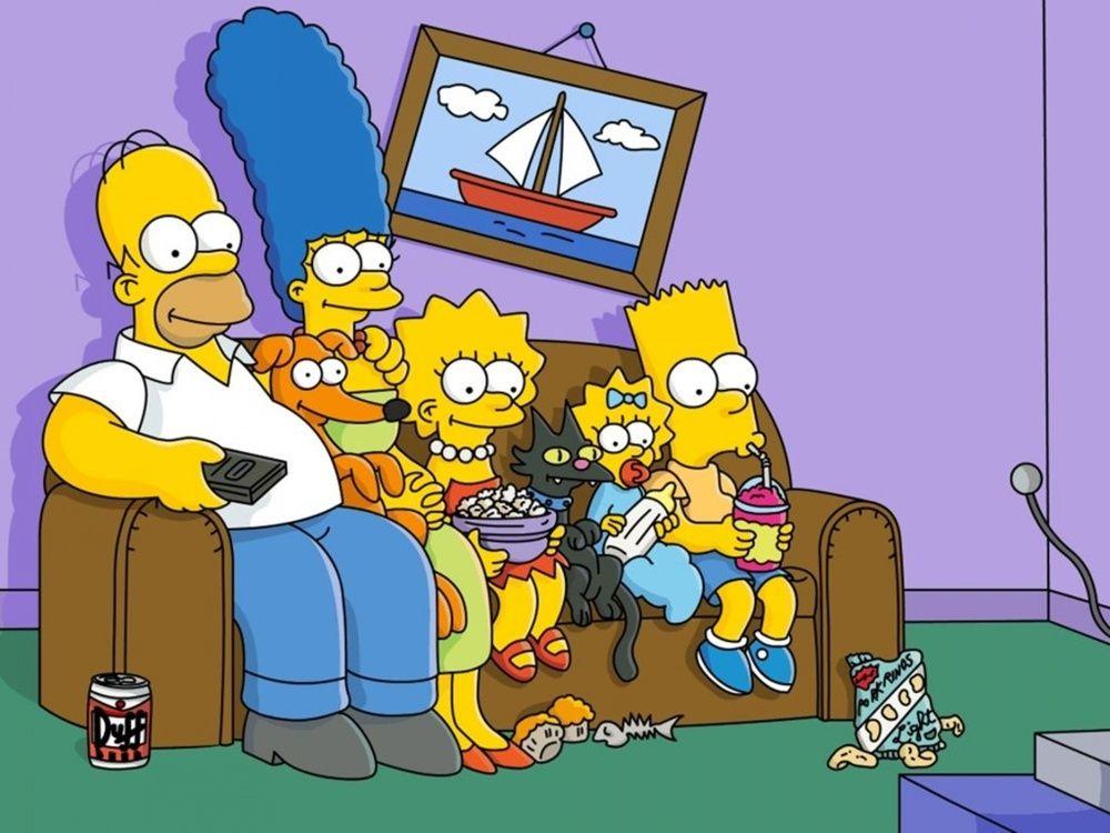 辛普森一家 编剧将为netflix创作新动画 卖萌 The Simpsons The Simpsons Movie Simpson