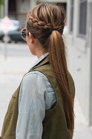 20 hermosas trenzas para cabello largo 9 - Trenzas Pelo Largo
