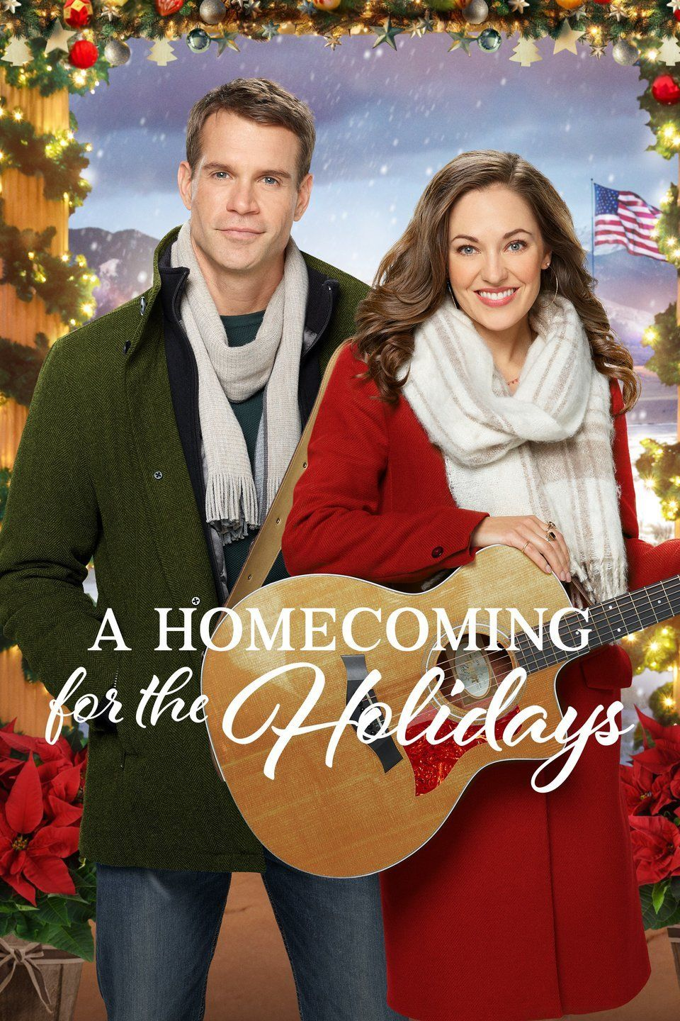 A Homecoming For The Holidays Hallmark Christmas Movies Holiday Movie Hallmark Movies Romance