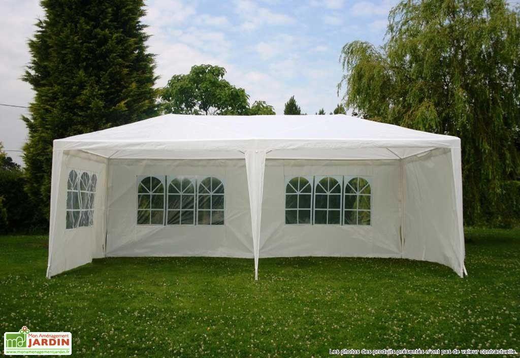 Tente De Reception 3x6 M Tente Reception Tentes Tente Mariage