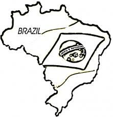 Image Result For Flower Brazil Flag Coloring Bandeira Para Colorir Colorir Mapa