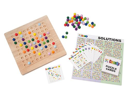Dad Look What I Found At Uncommongoods Colorku For 35 Uncommongoods Gifts For Kids Gift Recommendations Logic Puzzles