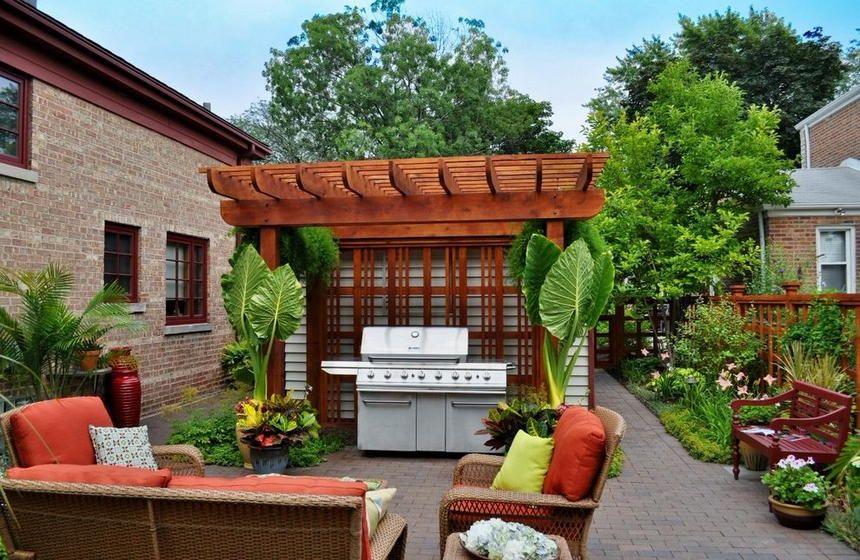 Extraordinary design ideas for patio pergolas large indoor