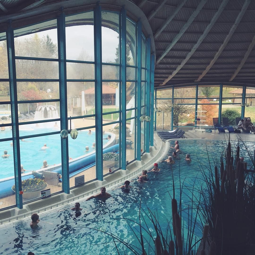 Camping Bad Reichenhall Therme