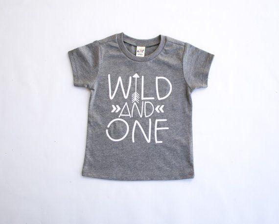 1st Birthday Shirt Tribal Arrow Bday Outfit Boy First B