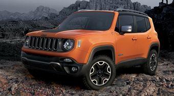 Jeep Renegade 2015 Jeep Renegade Jeep Suv