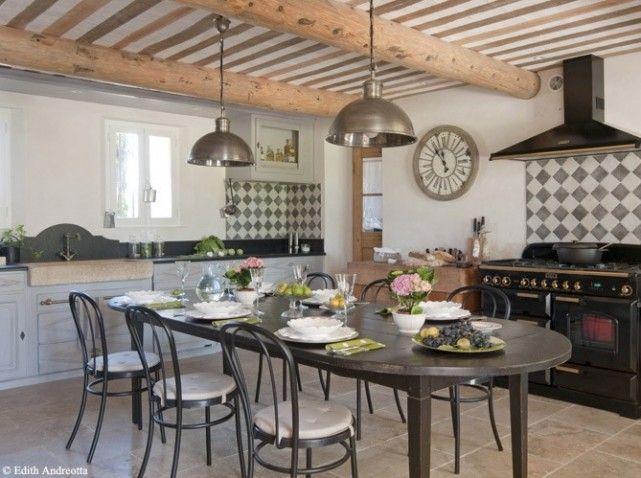 Des salles à manger très déco | French interior and Interiors