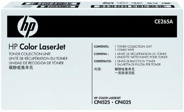 Posuda Za Otpadni Toner Hp Ce265a Hp 648a Color Laserjet Cp4025dn Cp4025n Cp4520dn Cp4520n Cp4525dn Cp4525n Cp4525xn Cm4540 Cm4540f C Toner The Unit Collection