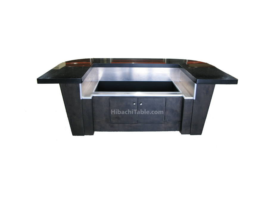 Delightful Hibachi Table For The Kitchen.