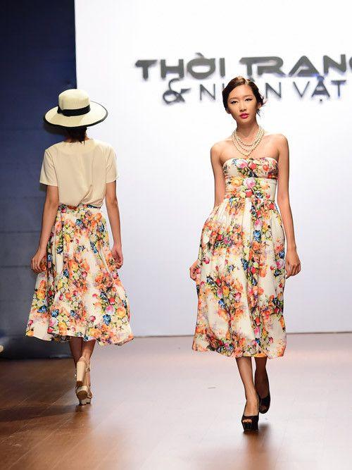 Bộ sưu tập thời trang của NTK Tú Ngô và NTK Nguyễn Minh Phúc