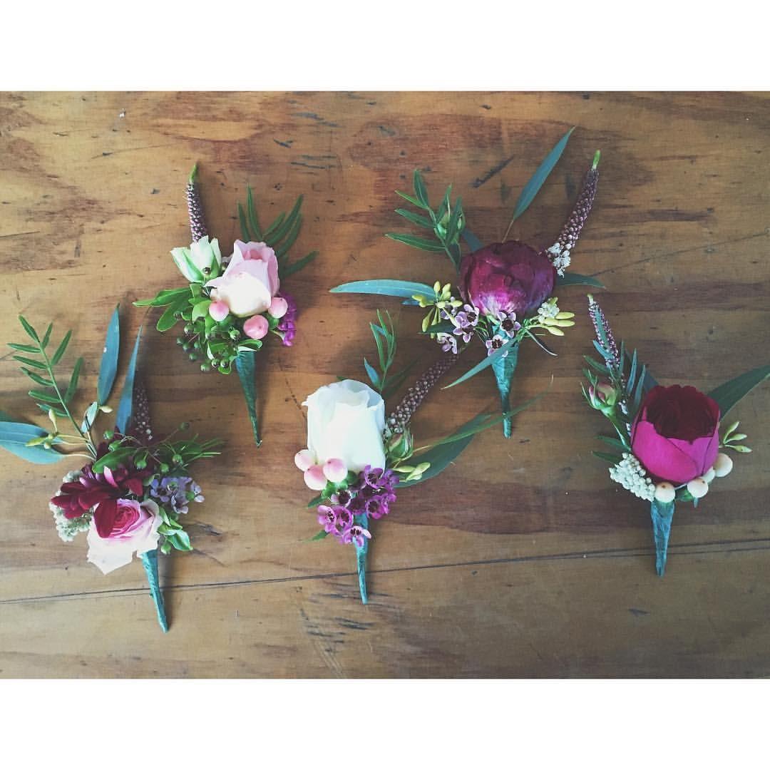 Lady Larissa Freelance Florist On Instagram Buttonhole Blooms