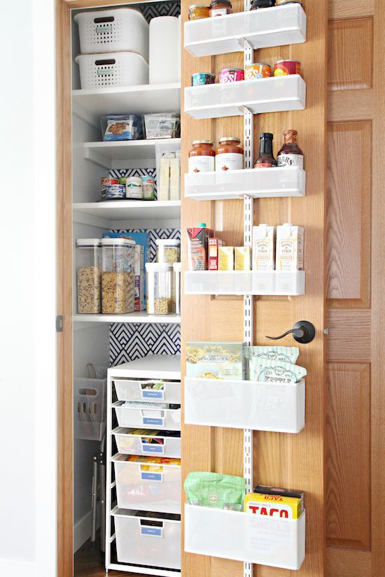 54 My Favorite Tips for Organizing a Deep Pantry | DIY Home ...