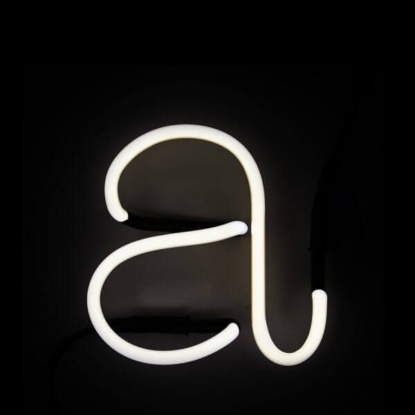 Neon Art Letters Numbers And Symbols Modular Lighting Font Neon