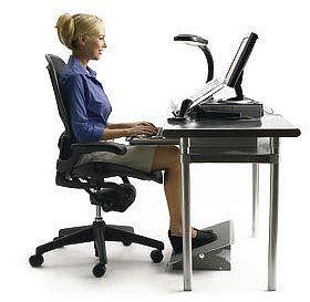 Silla ergonómica para ordenador | Lista de comprobación (checklist ...