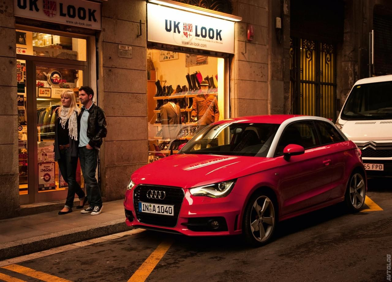 Chic And So Cosmopolitan Around The Vibrant Euro Cities Audi A1