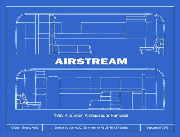 Airstream Remodel Airstream Remodel Airstream Travel Trailer Remodel