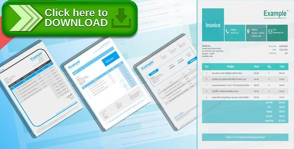 ThemeForestFree nulled download Ultimate PDF Invoice Premium from - pdf invoice generator