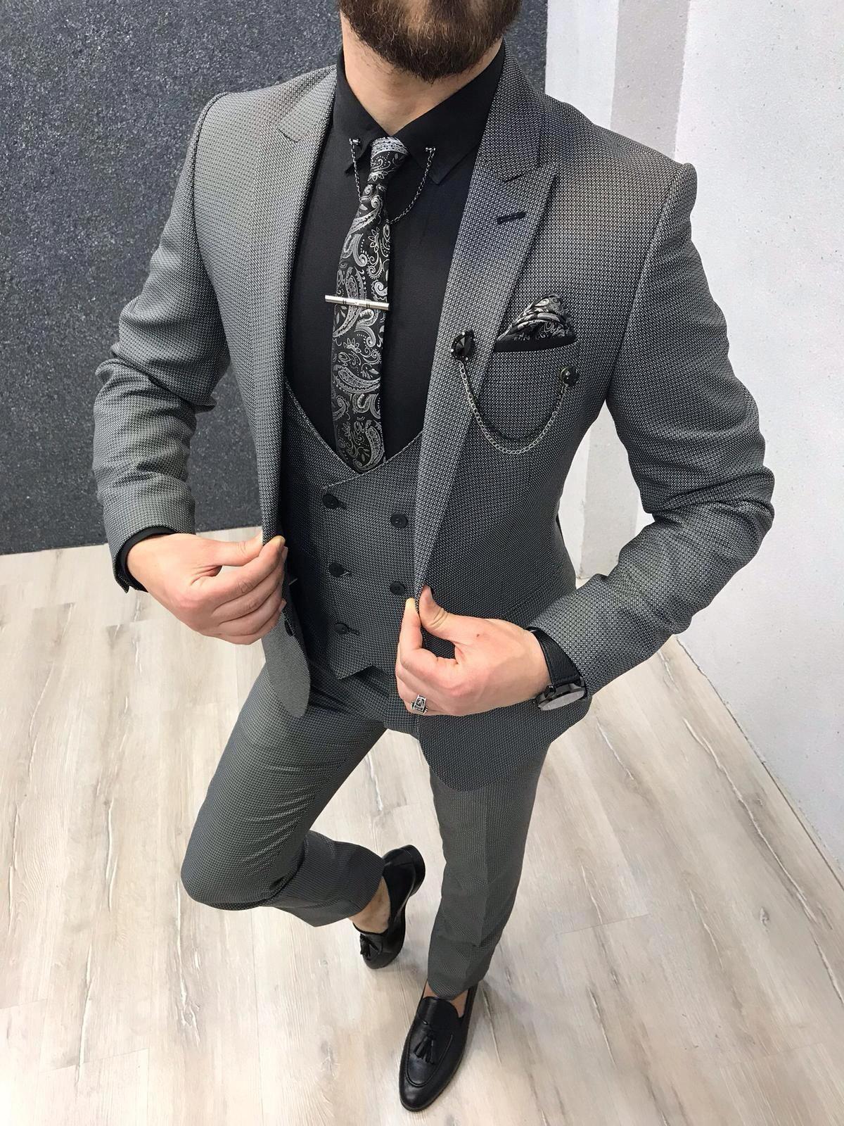 79403d0b Pin by prakash zodiac on zodiac suit in 2019 | Suits, Mens fashion ...