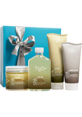 Purifying Sea Salt Body Collection