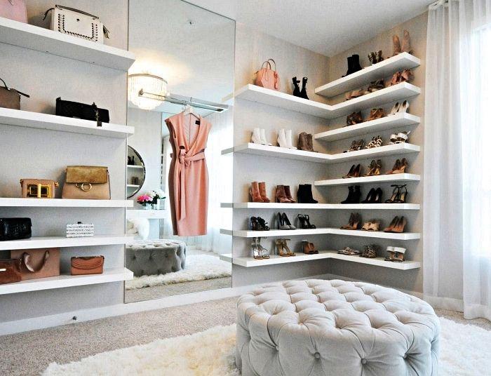 Epingle Sur Closet