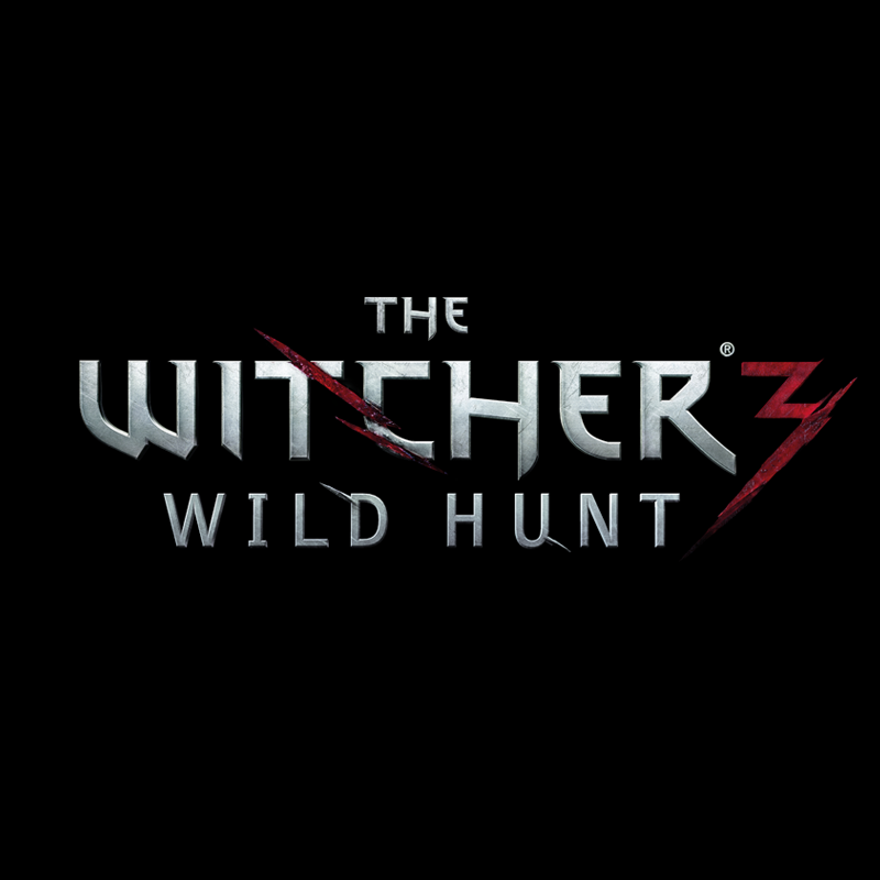 Gamelogos The Witcher 3 The Witcher Wild Hunt
