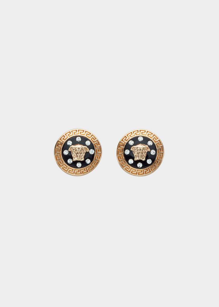 96e3ee7d8 Versace Resin Medusa Stud Earrings for Women | US Online Store. Resin  Medusa Stud Earrings from Versace Women's Collection. Stud earrings with  resin, ...