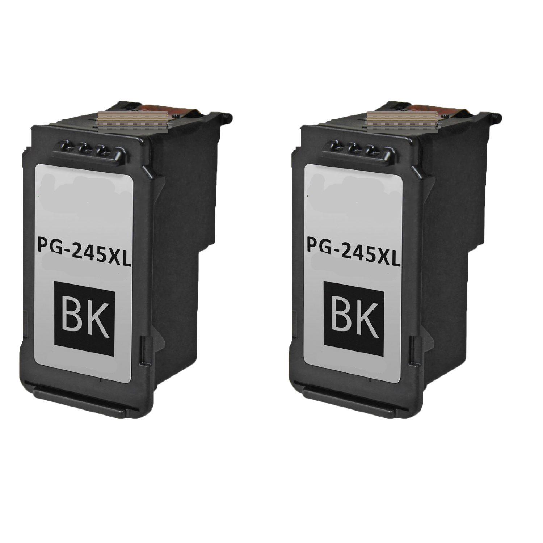 N PG 245XL Compatible Inkjet Cartridge For Pixma MG2420 MG2922 MG2924 MG2520 MG2920 IP2820