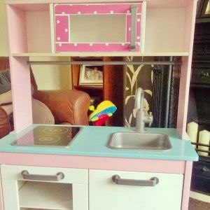 Awesome Perfect Top Half Done And Attached On Avas Duktig Ikea Kitchenikea  With Ikea Kche Fr Kinder With Ikea Kche.