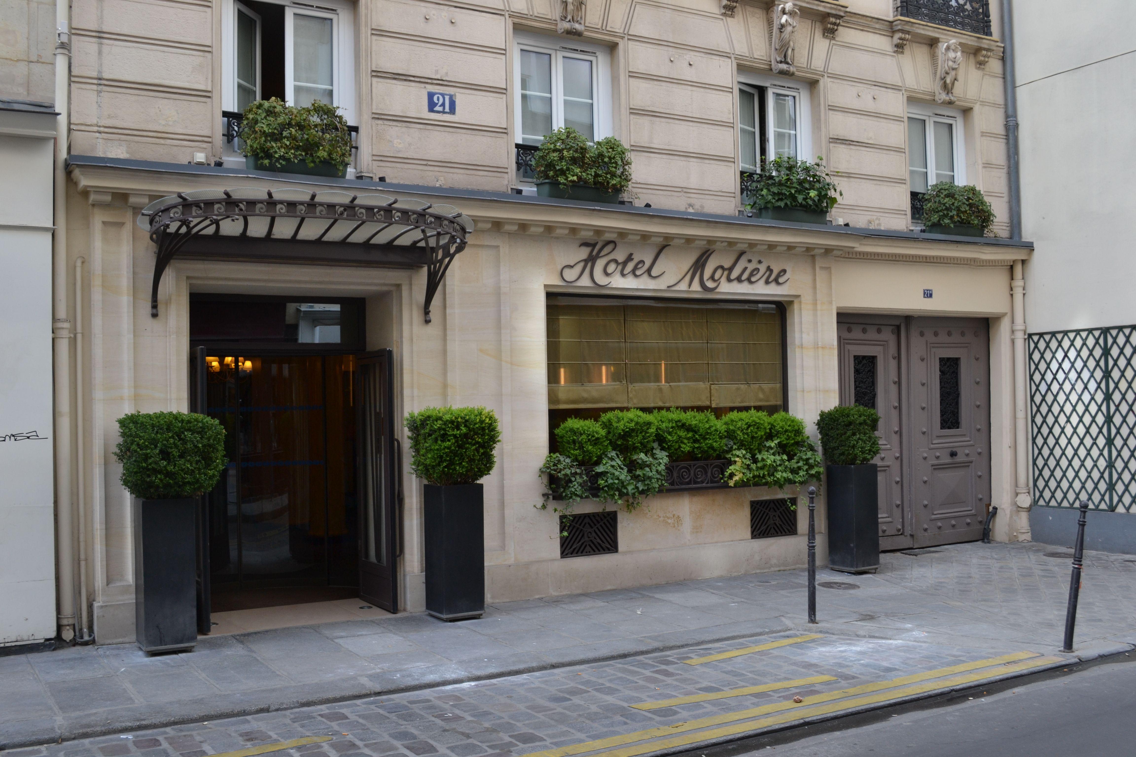 Hotel Moliere Paris A Gem of a Hotel in Paris